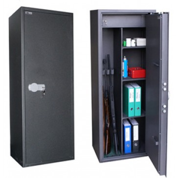Оружейный сейф Safetronics TSS 160M/K3 (3 ствола)